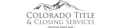 Colorado Title Logo